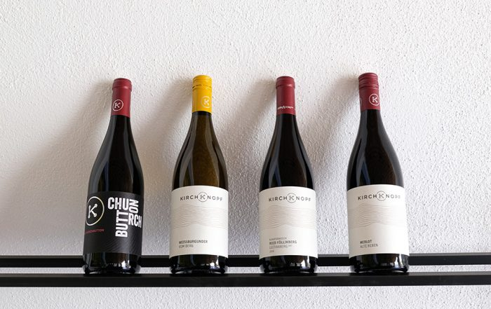 Kirchknopf - neue Weine