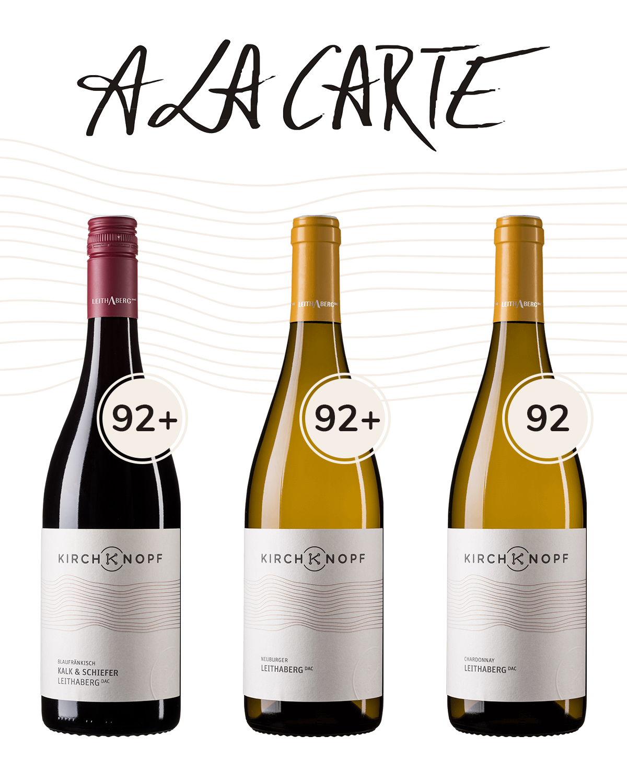 A la Carte Weinguide 2020