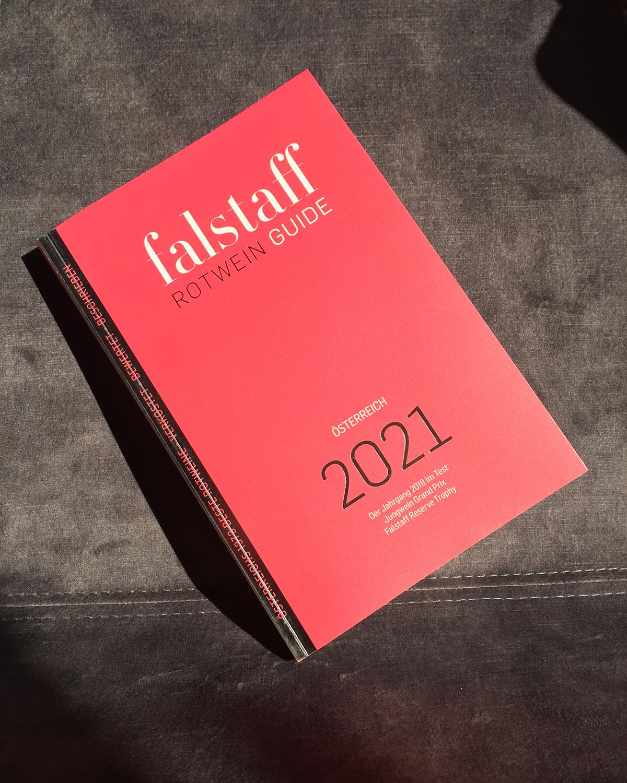 Falstaff Rotwein Guide 2021 Kirchknopf