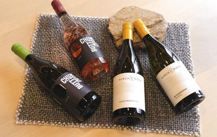 Neuer Jahrgang 2020 - Weingut Kirchknopf