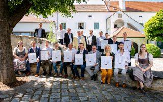 Wein Burgenland Award 2021 - Die Sieger