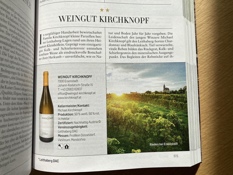 Falstaff Weinguide 2021/22