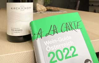 A la Carte Weinguide 2021/22